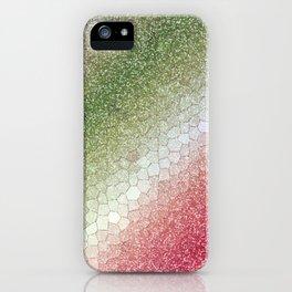 Xmas Road iPhone Case