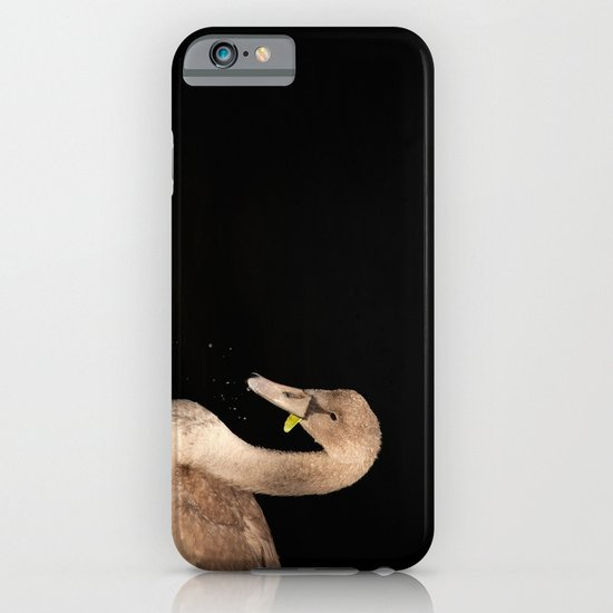 Young Swan iPhone & iPod Case