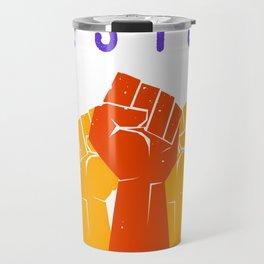 Resist (Pride) Travel Mug