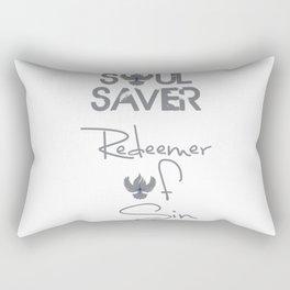 SOULSAVER Rectangular Pillow