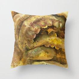 octopus I Throw Pillow