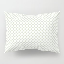 Meadow Mist Polka Dots Pillow Sham