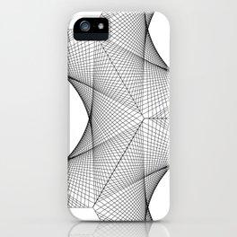 3 Hexagons iPhone Case