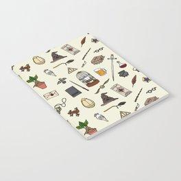 Harry Pattern Notebook