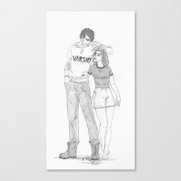 That's So Razzy Canvas Print