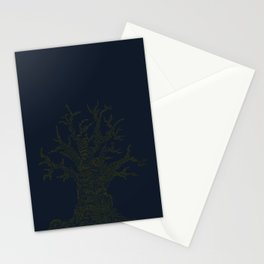 The Naked Tree Stationery Cards