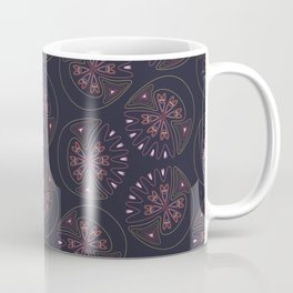 Neon Blossom Coffee Mug
