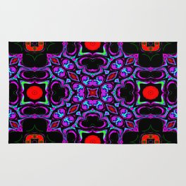He Bought Her Flowers - Liquid Kind Of Love Collection Rug