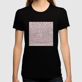 The Complete Voynich Manuscript - Red Tint T-shirt