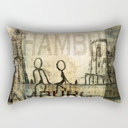 Hamburg Rectangular Pillow