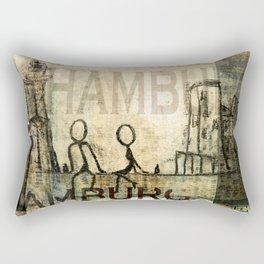 Hamburg Rectangular Pillow
