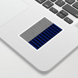 Different Sides (Blue) Sticker