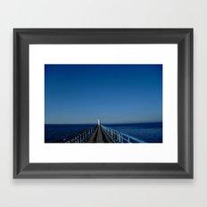 Perfect Post Card VI Framed Art Print