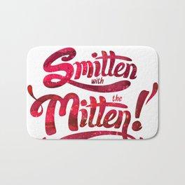 Smitten with the Mitten Bath Mat
