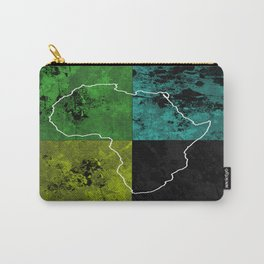 Tanzania III - Art In Support Of Kids 4 School Carry-All Pouch