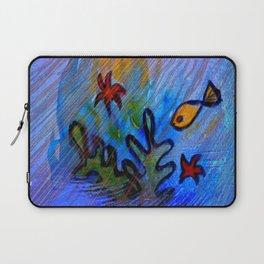 The Golden Fish Laptop Sleeve