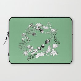Forest Wreath Laptop Sleeve