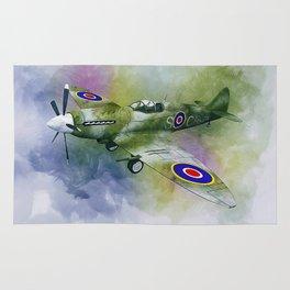 Spitfire Rug
