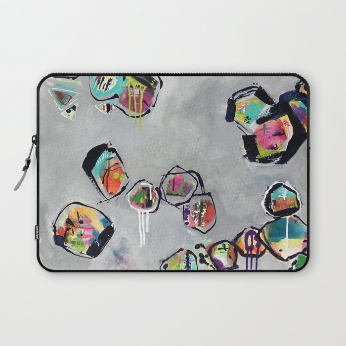Soul Graffiti ::  Dancing with Polarity (2016). Laptop Sleeve