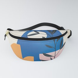 Abstract Geometry 18 Fanny Pack