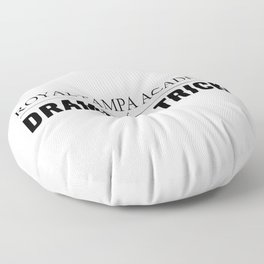 Royal Tampa Academy of Dramatic Tricks Floor Pillow