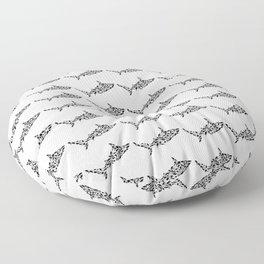 Tiburón amigo Floor Pillow