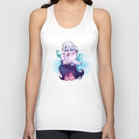 ursula Tank Tops featuring Ursula by breakfastjones