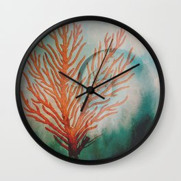 Gifts from the Sea Wall Clock