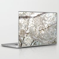 central park Laptop & iPad Skins featuring central park by William Reynolds