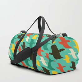 Birds are flying Duffle Bag