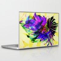 fancy Laptop & iPad Skins featuring Fancy by Art-Motiva