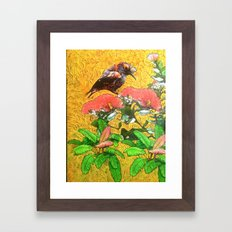 Symbiosis 1 Framed Art Print