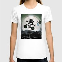 halo T-shirts featuring Halo Kid by Andy Fairhurst Art