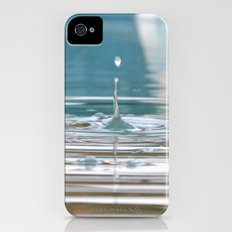 Droplet iPhone (4, 4s) Slim Case