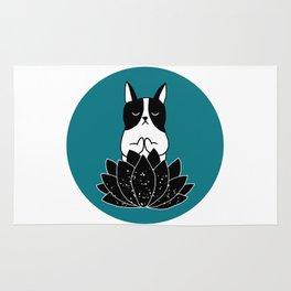 Puppy Lotus Rug