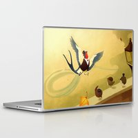 "egypt Laptop & iPad Skins featuring ""To Egypt! To Egypt!"" by Deborah Garcia"