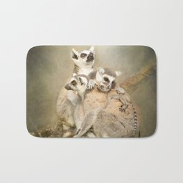 Family is everything..! Bath Mat