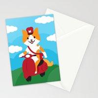 Postcat Stationery Cards