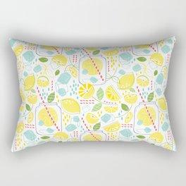 Summer Sippin' Rectangular Pillow