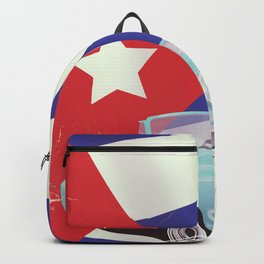 Cuba by Air Backpack