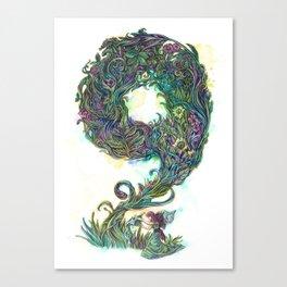 numb9r Canvas Print
