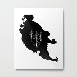 Islander pt. 2 Metal Print