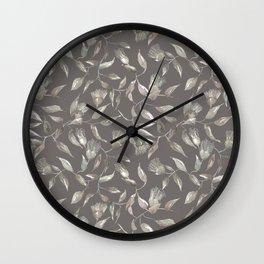 Kirke Mushroom Wall Clock