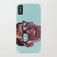 mucha iPhone & iPod Cases featuring This Magic Moment by Jared Yamahata