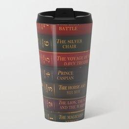 A Narnia Journey Travel Mug