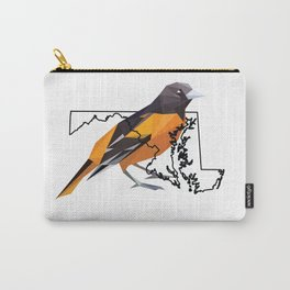 Maryland – Baltimore Oriole Carry-All Pouch