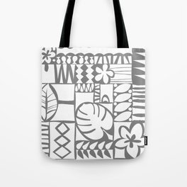 Chachani - White Tote Bag
