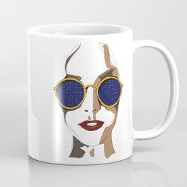 View of Fashion Coffee Mug
