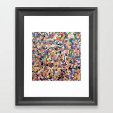 80's  Framed Art Print