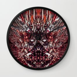 Overlord 1 Wall Clock